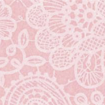 Pizzo Rosa pastello / Bianco