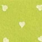 Cuori Verde Pistacchio / Bianco