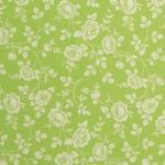 Moosgummi Rose Verde