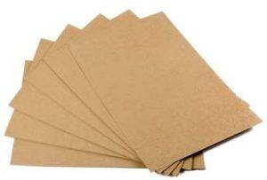 carta kraft cartoncino carta